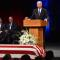 John McCain memorial, Joe Biden