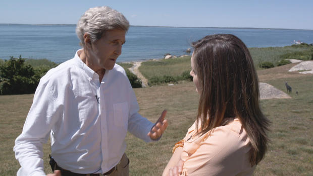 I Should Be So Lucky: Trump on Possible Kerry Presidential Run