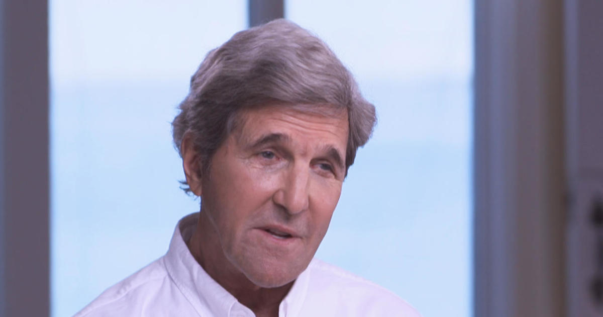 John Kerry won't rule out 2020 White House run