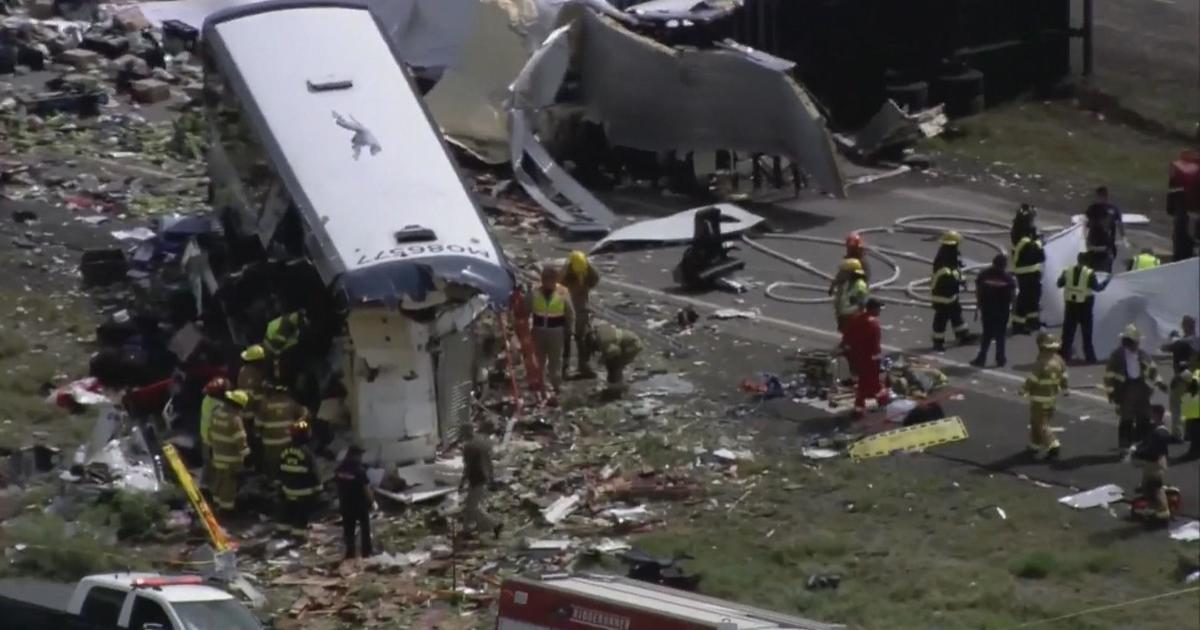 New Mexico bus crash: Survivor describes horror in deadly semi-truck