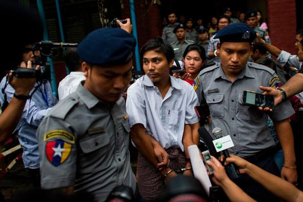 MYANMAR-MEDIA-RIGHTS-JUSTICE