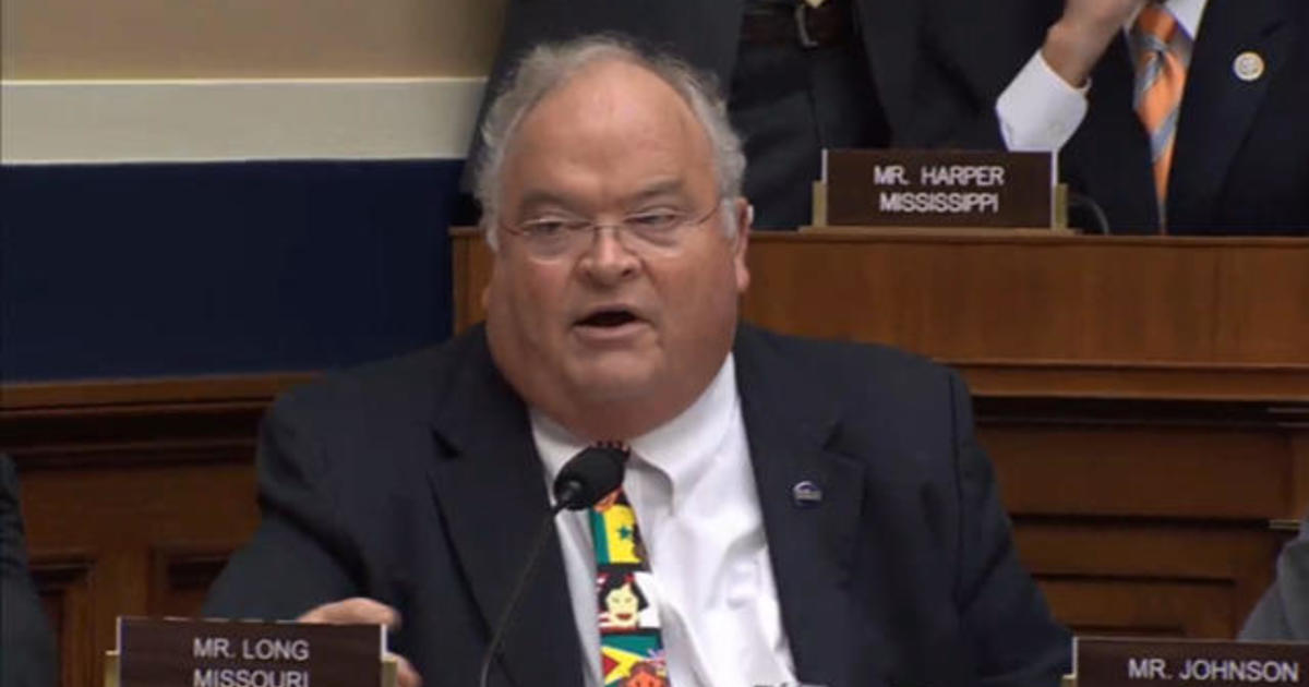 Congressman drowns out protester with auction call in Twitter hearing