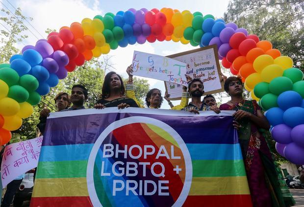 INDIA-RIGHTS-GAY