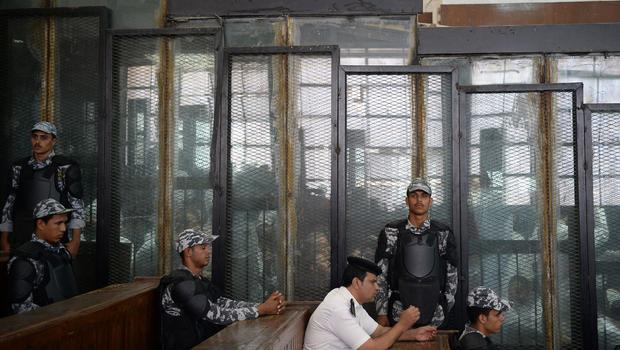 Egypt sentences 75 to death, hundreds to jail over 2013 sit-in ZlotoNews