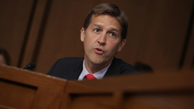 Ben Sasse Has Considered Leaving the GOP to Support the GOP