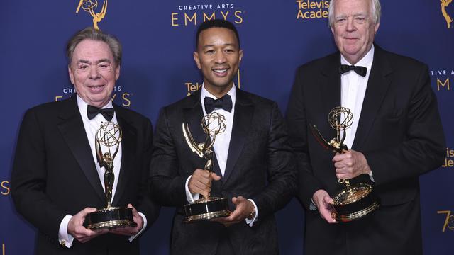 Andrew Lloyd Webber,John Legend,Tim Rice