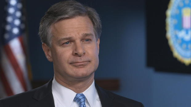 """Mueller testimony: FBI Director Christopher Wray says he hasn't """"read every single word"""" of the Mueller report"""