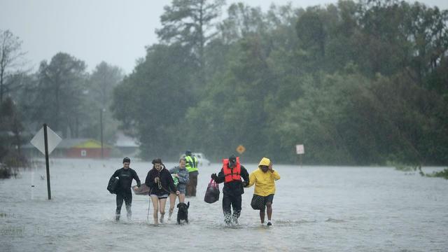 Hurricane Florence - North Carolina