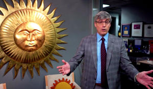 """Mo Rocca goes behind the scenes at """"Sunday Morning"""""""