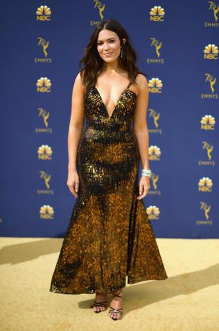 Emmy Awards 2018 red carpet
