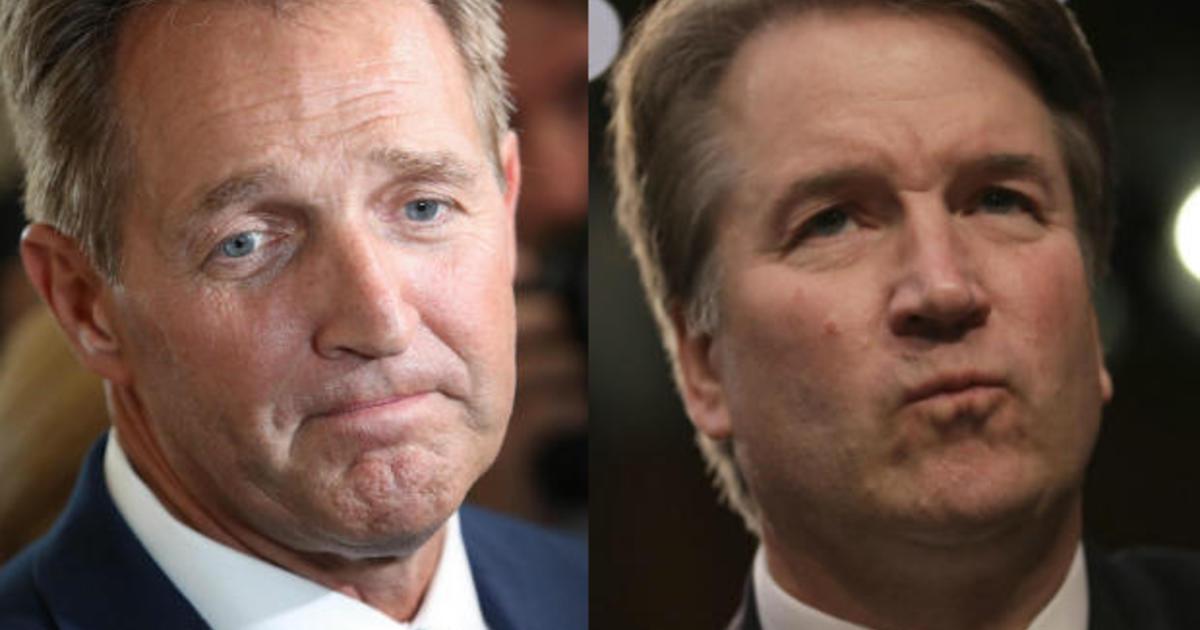 Image result for photos of senator flake at hearing