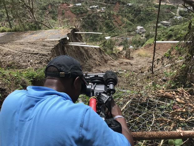 Puerto Rico: A year of reporting on Hurricane Maria