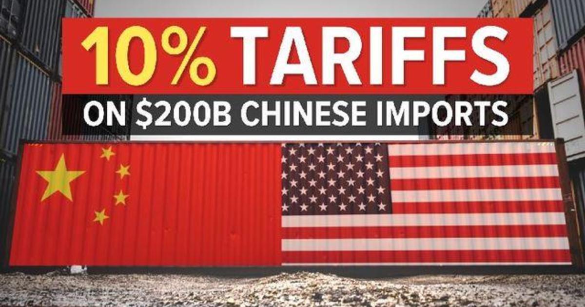 Walmart Warning Itll Raise Prices As Trumps China Tariffs Kick In