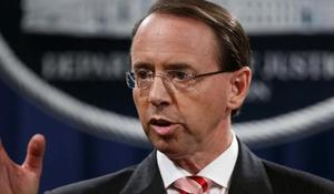 Trump to meet Rosenstein amid questions about possible ouster