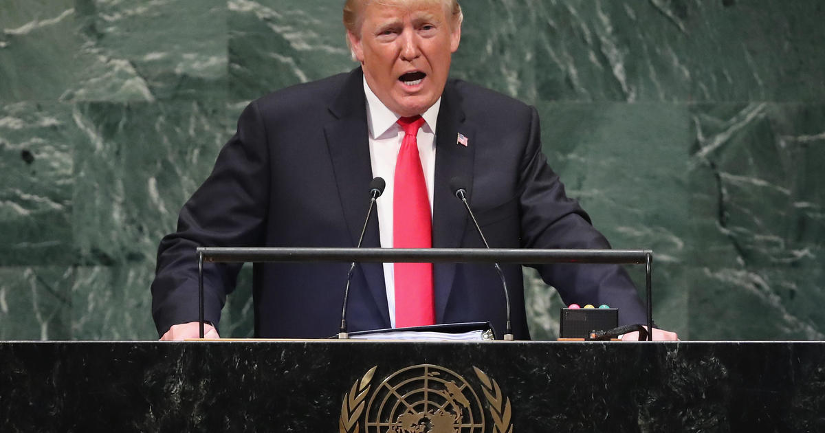 After U.N. laughs at him, Trump to lead Security Council meeting for first time