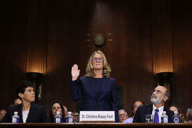 Senate Judiciary Committee Schedules Friday Vote for Kavanaugh