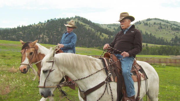 Ted Turner: Never a quitter - CBS News