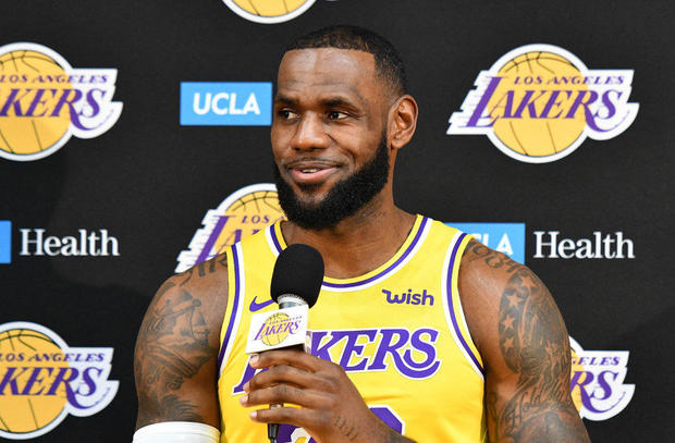 The highest-paid U.S. sports stars in 2018, ranked