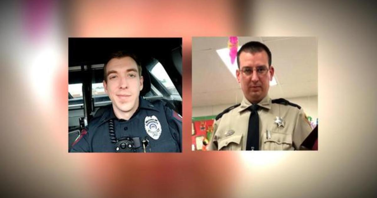2 police officers fatally shot in Brookhaven, Mississippi