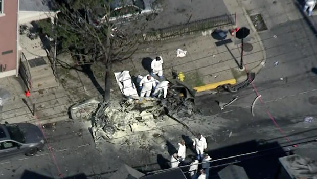 Auto explosion in Allentown kills at least 1; feds probing