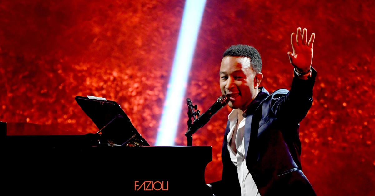 John Legend to release \
