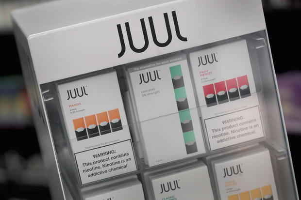 JUUL, electronic cigarette manufacturer, to give medical