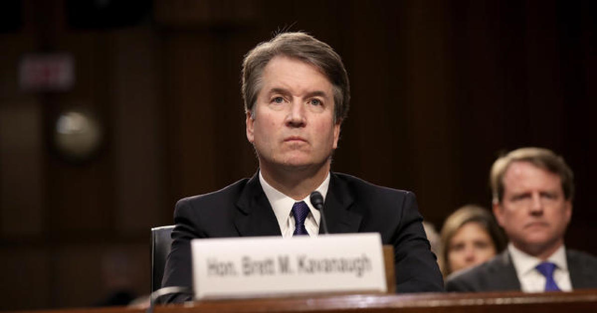 Could Brett Kavanaugh be impeached? Here's what the Constitution says