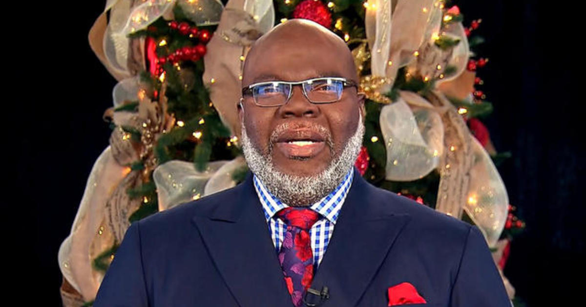 Bishop T D  Jakes on Christmas and the power of belief - CBS