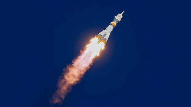 Photos taken after rocket failure prove spaceflight is never routine