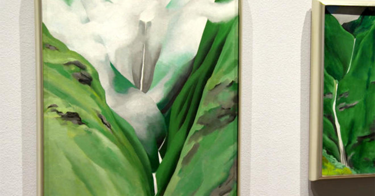 Georgia O'Keeffe and her visions of Hawaii