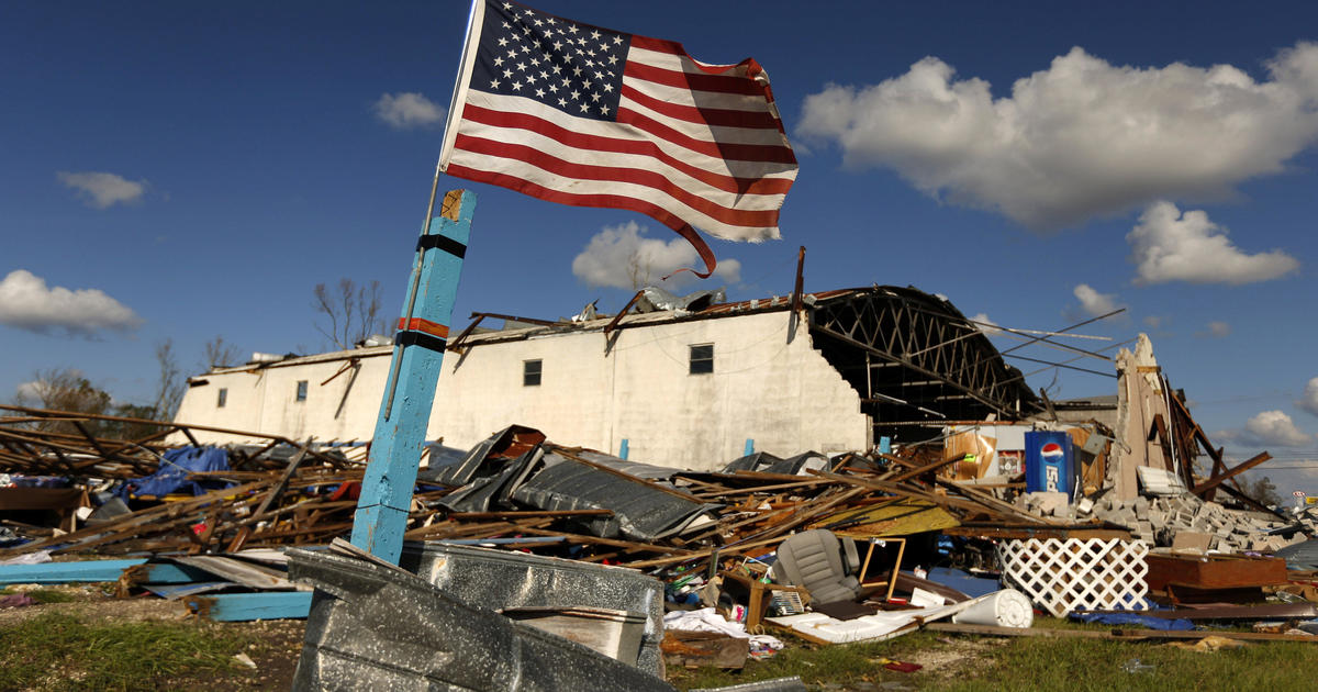 Hurricane Michael Aftermath Live Coverage Of Damage