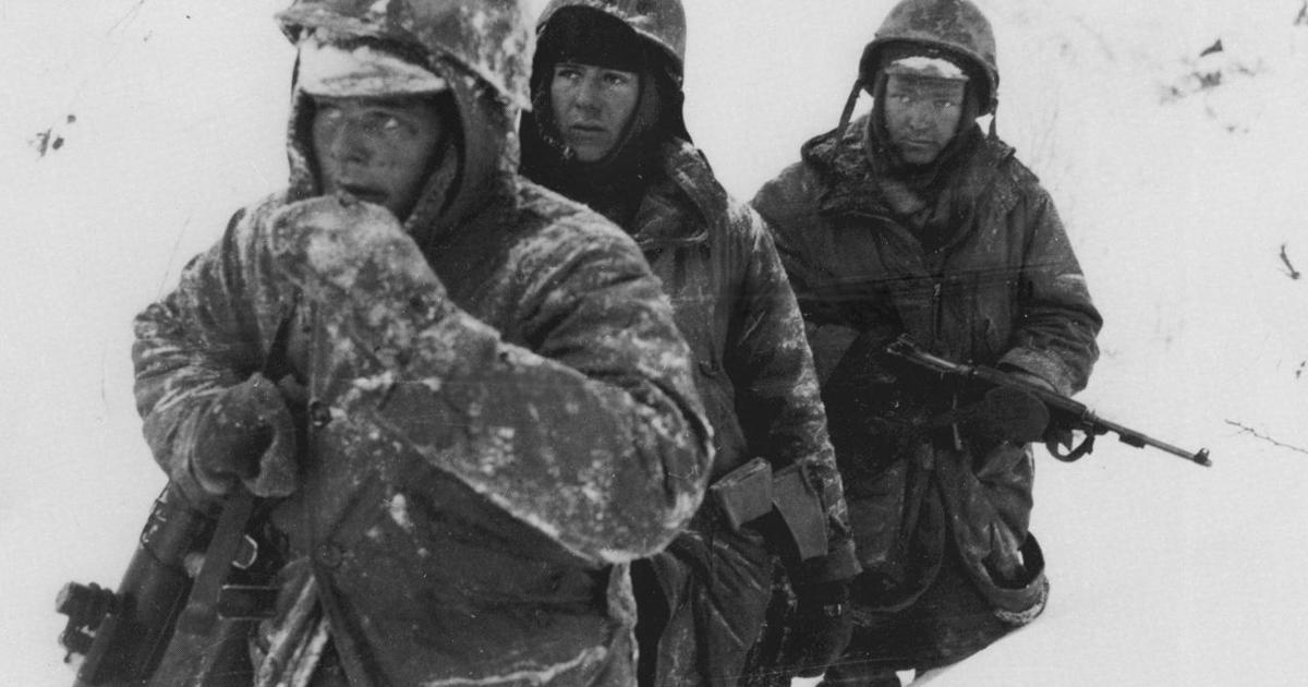 """On Desperate Ground"": The story of Chosin Reservoir, the Korean War's greatest battle"
