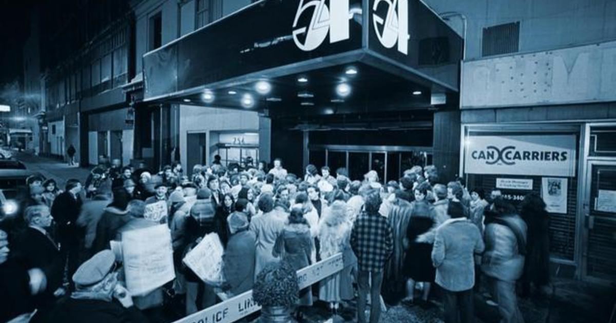 What happened at Studio 54 is still an