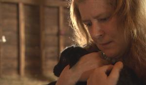 """We're not just a petting zoo"": Alpacas, goats, rabbits help treat mental illness"