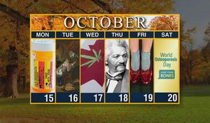 Week of October 15