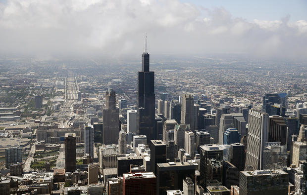 US-ARCHITECTURE-CITYSCAPE-CHICAGO