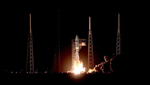 Gallery: ULA Atlas V 551 launches with AEHF-4 satellite