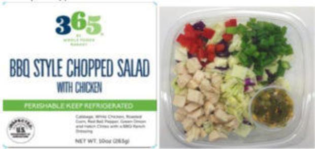 0004aab45 Walmart, Whole Foods, Trader Joe's among brands hit by corn recall - CBS  News