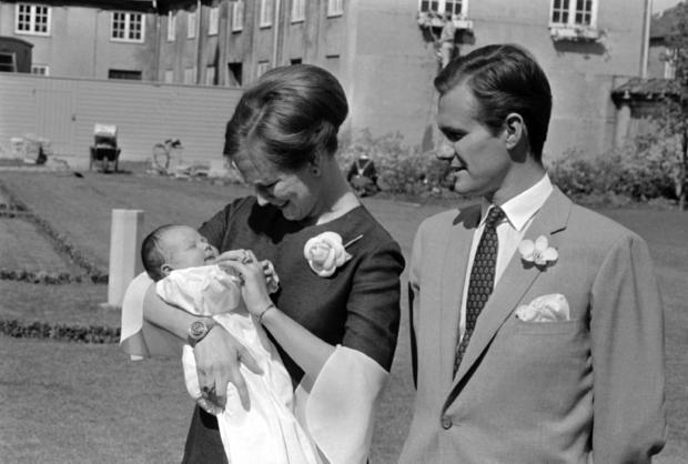 Denmark Crown Prince Frederik