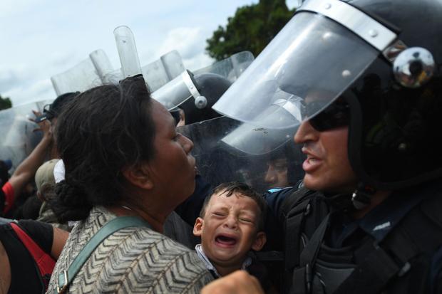 MEXICO-GUATEMALA-HONDURAS-US-MIGRATION