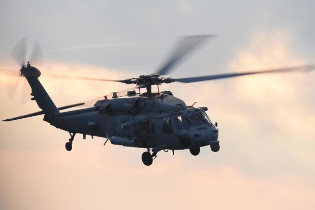 MH-60S Seahawk