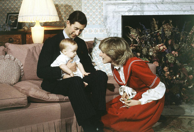 50 years of royal baby pictures