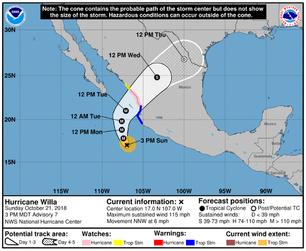 "181021-nhc-hurricane-willa-5pm.png ""srcset ="" https://cbsnews1.cbsistatic.com/ hub / i / r / 2018/10/21 / 3d694400-81bf-4b66-973f-4896ac1b6721 / resize / 620x / 85b78be18e93bdcdc0a7d4c044a80990 / 181021-nhc-hurricane-willa-5pm.png 1x ""/> </span><figcaption> <div class="