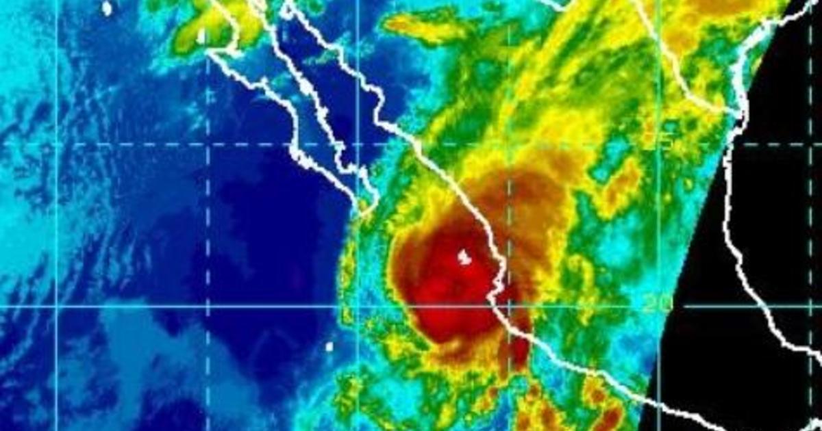 """Extremely dangerous"" Hurricane Willa menacing Mexico's Pacific coast"