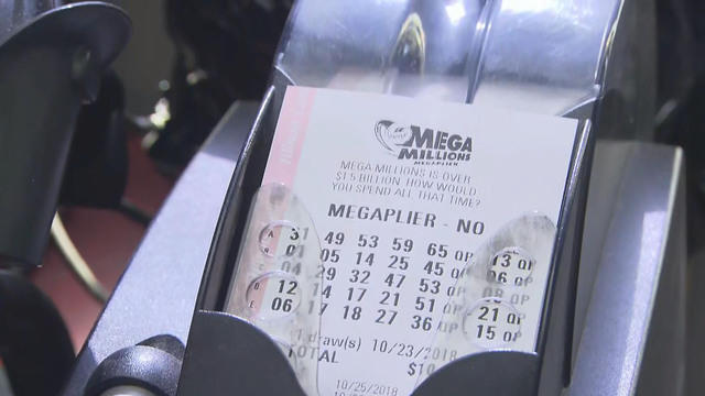 Mega Millions Drawing Tonight 1 6 Billion Jackpot Odds Lucky Numbers States Deadline Cbs News