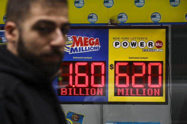 Mega Millions Jackpot Becomes Largest Prize In U.S. History at $1.6 Billion
