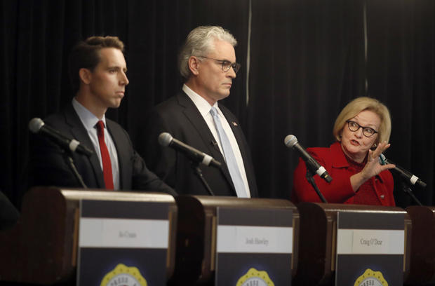 Senate Missouri Debate