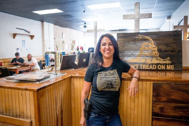 US-GUNS-COLORADO-CAFE