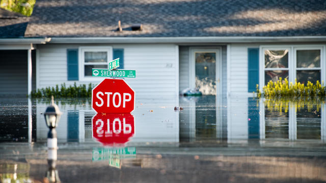 Flooding Inundates South Carolina Nearly 2 Weeks After Hurricane Florence Struck