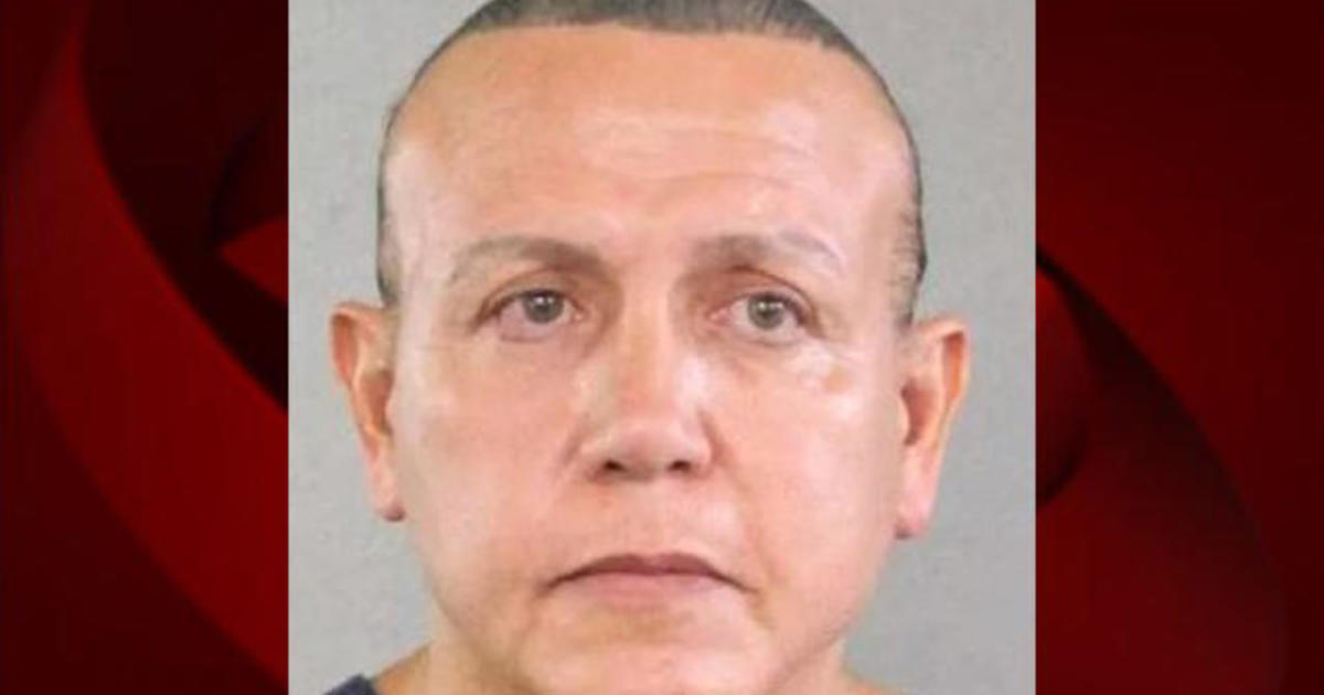 Bomb Suspect Cesar Sayoc Arrested Today In Florida Charged Connection Of Mailed Pipe Packages Threat Suspects Van Confiscated